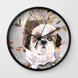 Yaya Wall Clock