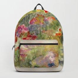 Cape Flower Lamb Backpack