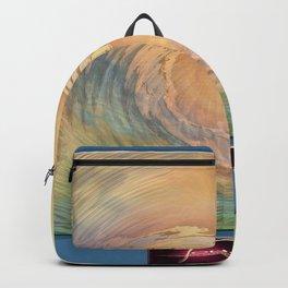 Cosmic Wave Backpack