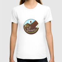 hiking T-shirts featuring Vamos (Let's Go) - Hiking by Tanita