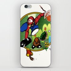 Mario landS iPhone & iPod Skin