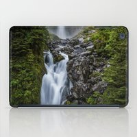 waterfall iPad Cases featuring Waterfall. by Michelle McConnell