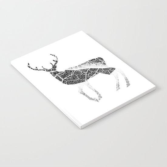 Deer Fiber Notebook