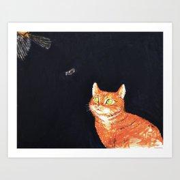 Natural Predator Art Print