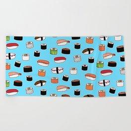 Sushi Love Beach Towel