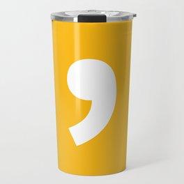 Apostrophe (Solo) Travel Mug