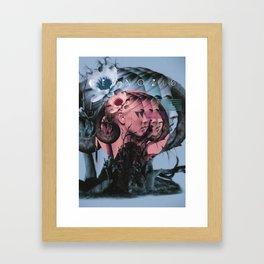 Geonozis Framed Art Print