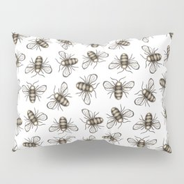 Bee Pattern - Katrina Niswander Pillow Sham