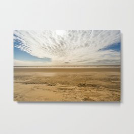 South Carolina Beach Landscape Photography Metal Print