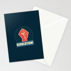 REVOLUTION! Stationery Cards
