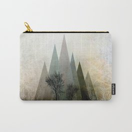 TREES IV Carry-All Pouch