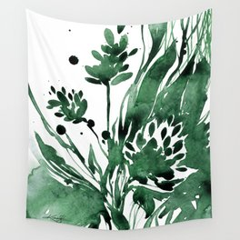 Organic Impressions No. 103 by Kathy Morton Stanion Wall Tapestry