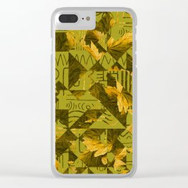 Autumn moods n.23 Clear iPhone Case