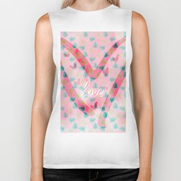 Steamy Summer Love Biker Tank