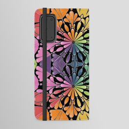 Summer flowering Android Wallet Case