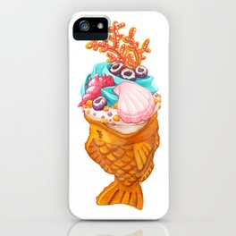 Pastel Shore - MerMay - Dessert iPhone Case