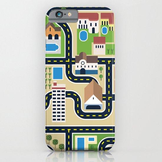 Central Algarve iPhone & iPod Case