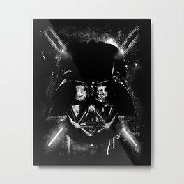 Sith Lord Metal Print