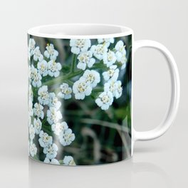 white flower 17 Coffee Mug