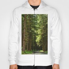 On A Road To The Rainforest Hoody