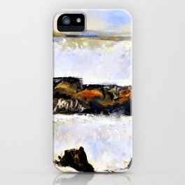 Surf on Reef - Digital Remastered Edition iPhone Case