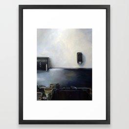 RM 203 Framed Art Print