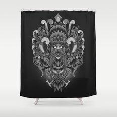 Majestic Garuda Shower Curtain