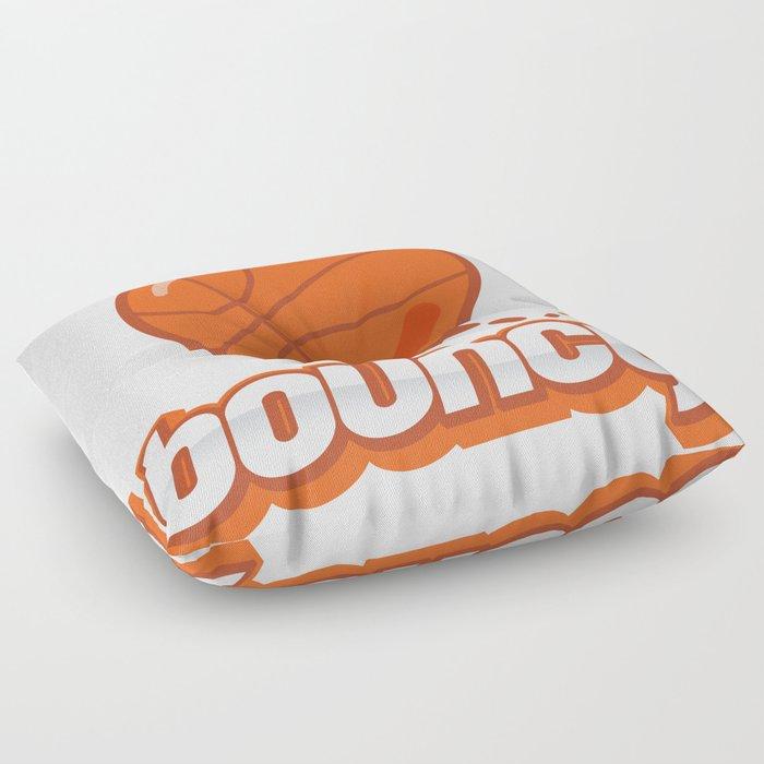 Bouncy Floor Pillow by petemcbride