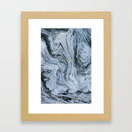 Textures Framed Art Print
