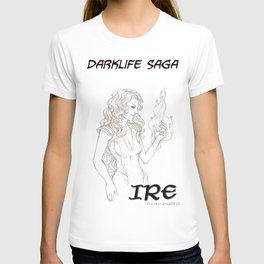 DarkLife Saga Characters: Irulan  T-shirt
