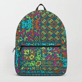 """""""Garden"""" series #10 Backpack"""