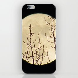 Moon Night 3 iPhone Skin