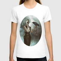 lovers T-shirts featuring Lovers by Flo Tucci