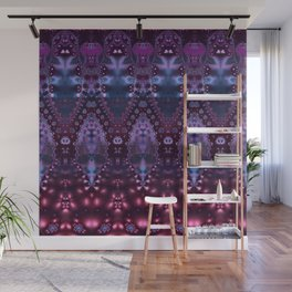 Jasmine Lace Fractal Wall Mural