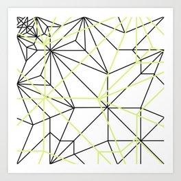 PEGASUSTIC ELECTRIC Art Print