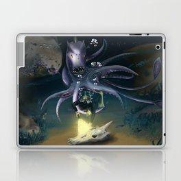 The Depths of the Ocean Laptop & iPad Skin