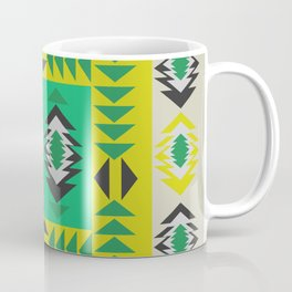 Fresh ethnic decor Coffee Mug