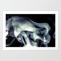 power Art Prints featuring Power by Patrik Lovrin Photography