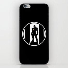 Golden Avenger iPhone Skin