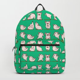 Pig Yoga Backpack