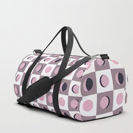 Blush Moon Cycle Duffle Bag