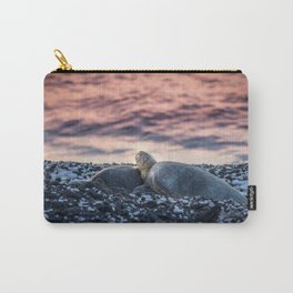 Resting Sea Turtles Carry-All Pouch