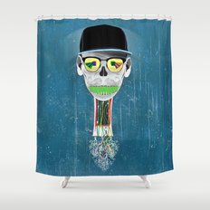 HEC Shower Curtain