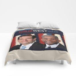 Cruz West 2016 Comforters