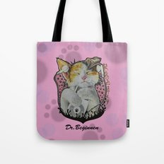 Drawing by Reeve Wong Tote Bag