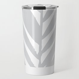 Tropical Grey Palm #society6 #decor #buyart Travel Mug