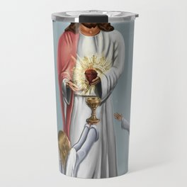 Jesus Christ Travel Mug