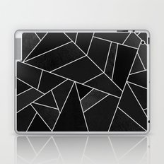 Black Stone Laptop & iPad Skin