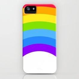 RAINBOW arc iPhone Case