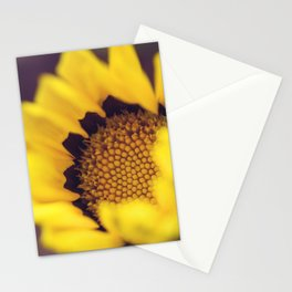 Summer in a sunflower - Floral Photography #Society6 Stationery Cards